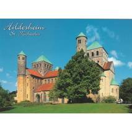 Hildesheim St. Michaelis - Ansichtskarte