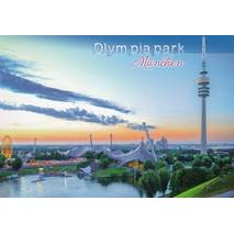 Munich Olympiapark - Viewcard