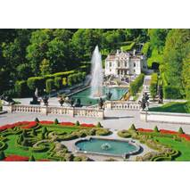 Royal Castle Linderhof - Viewcard