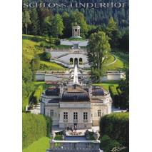 Royal Castle Linderhof 2 - Viewcard