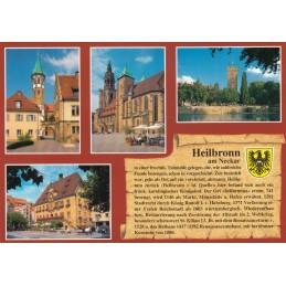 Heilbronn - Chronicle - Viewcard