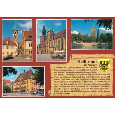 Heilbronn - Chronik - Ansichtskarte