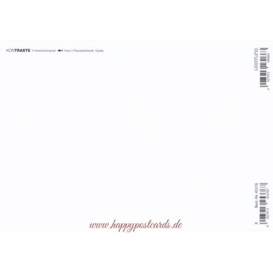 Wolkenherz - Postkarte