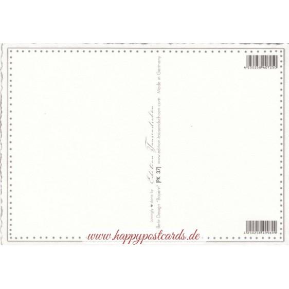 Bayern - Tausendschön - Postkarte