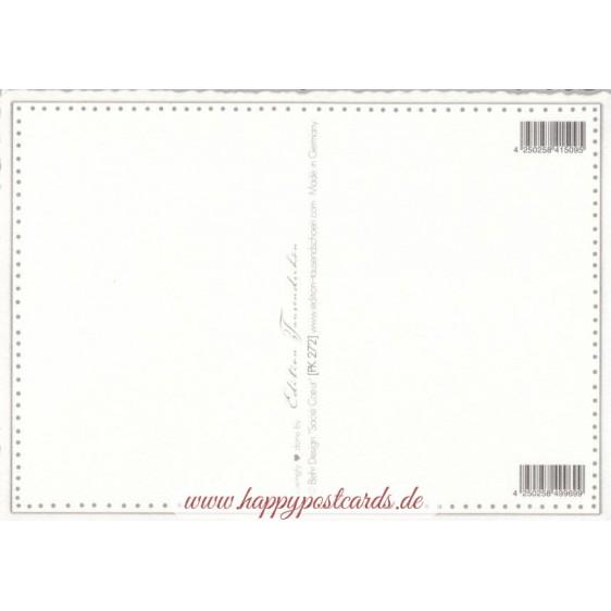 Paris Sacré Coeur - Tausendschön - Postkarte