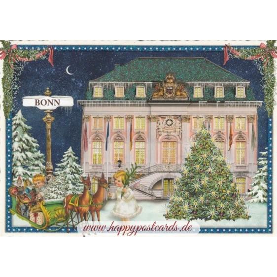 Bonn - Weihnachten - Tausendschön - Postkarte