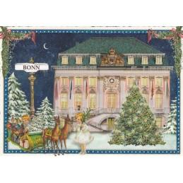 Bonn - Weihnachten - Tausendschön - Weihnachtskarte