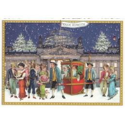 Berlin - Christmas - Tausendschön - Postcard