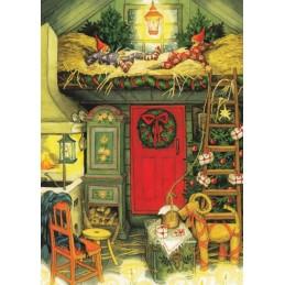 39 - Dwarfs - Postcard