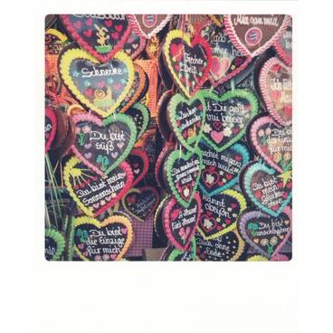 Joy of Hearts - PolaCard