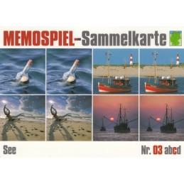 Sea 3c - Collector Card Memory