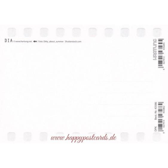 Trauminsel - Postkarte