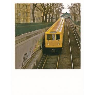 Berlin U-Bahn - PolaCard