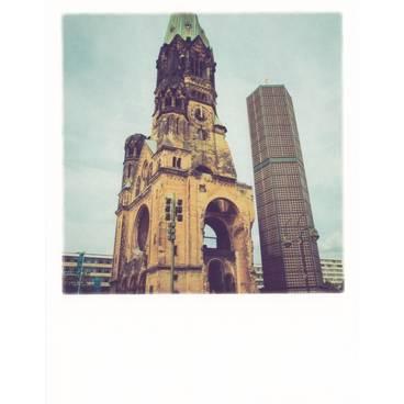 Berlin Gedächtniskirche - PolaCard