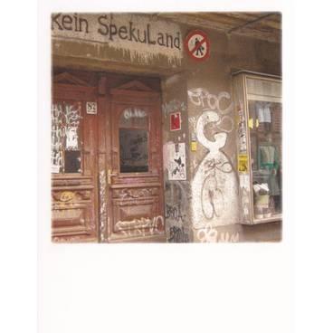 Berlin Kein SpekuLand - PolaCard