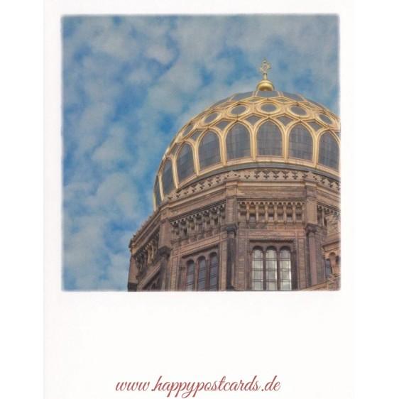 Berlin Synagogue - PolaCard