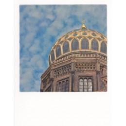 Berlin Synagoge - PolaCard