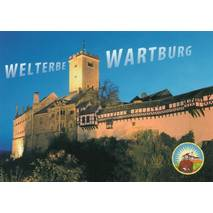 Wartburg - Viewcard