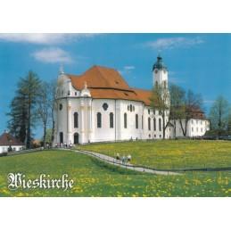 Wieskirche - Ansichtskarte