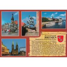 Bremen - Chronicle - Viewcard