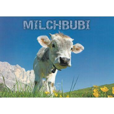 Milchbubi - Viewcard