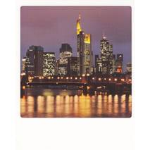 Frankfurt - Twilight - PolaCard