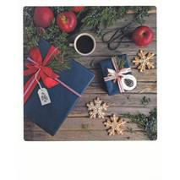 Blau rote Geschenke - Pickmotion Postkarte