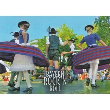 Bavarian Rock'n Roll - Sound-Card