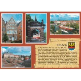 Emden - Chronik - Ansichtskarte