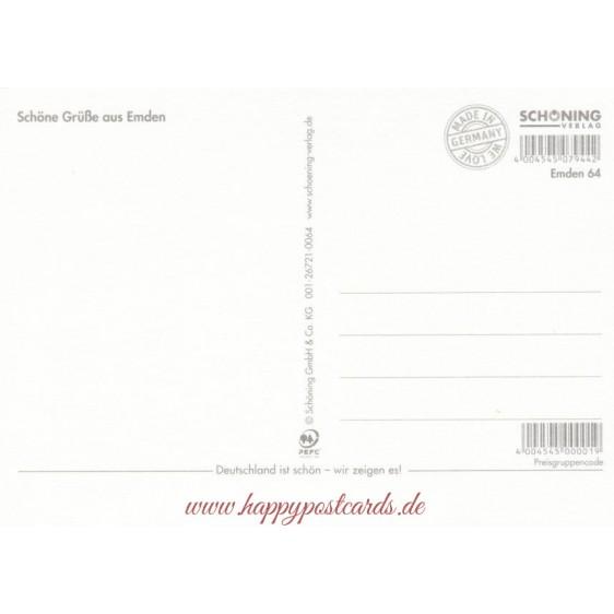 Emden - Chronicle - Viewcard