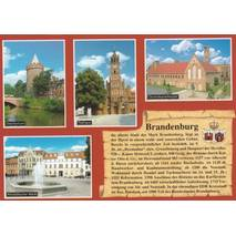 Brandenburg - Chronicle - Viewcard