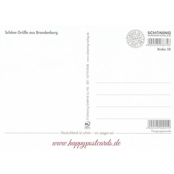 Brandenburg - Chronicle - Viewcard