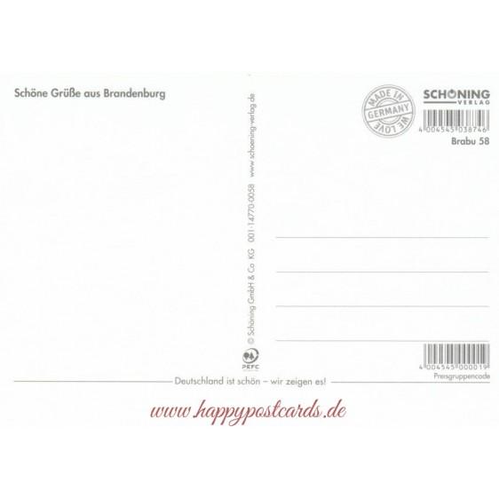 Brandenburg - Chronik - Ansichtskarte