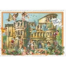 Trier - Tausendschön - Postcard