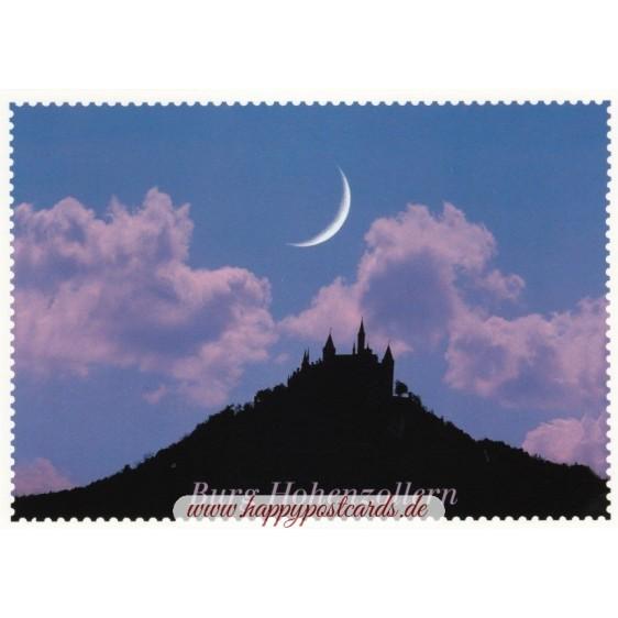 Burg Hohenzollern - Ansichtskarte