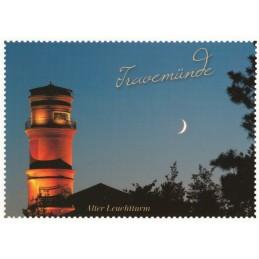 Travemünde - Alter Leuchtturm - Ansichtskarte