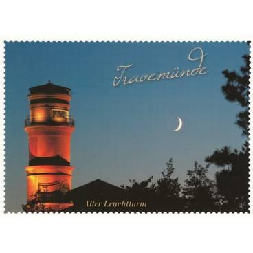 Travemünde - Old Lighthouse- Viewcard