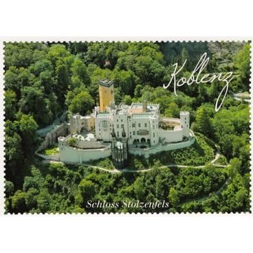 Koblenz - Castle Stolzenfels - Viewcard